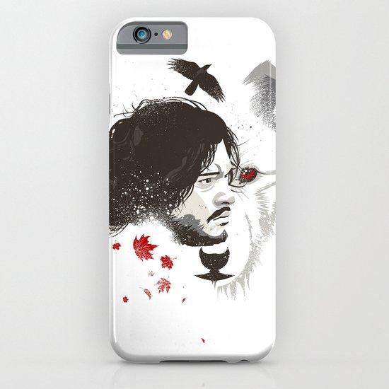 Snow iPhone & iPod Case