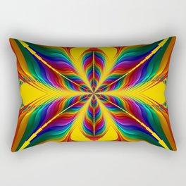 Colorful-48 Rectangular Pillow