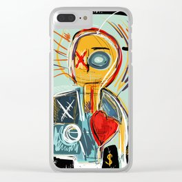 This is my thinking Clear iPhone Case