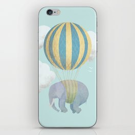 Escape From the Circus iPhone Skin