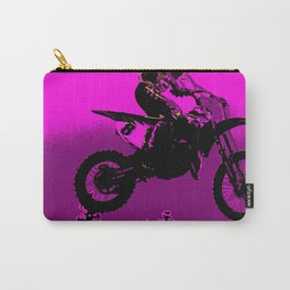 MX  - Motocross Racer Carry-All Pouch