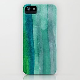 Abstract No. 378 iPhone Case