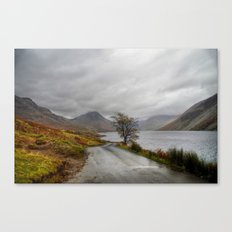 Wastwater Lake District Canvas Print