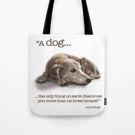 """Canna """"Missing You"""" Tote Bag"""