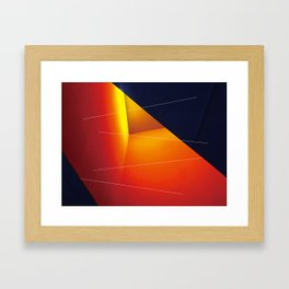 wall+space Framed Art Print