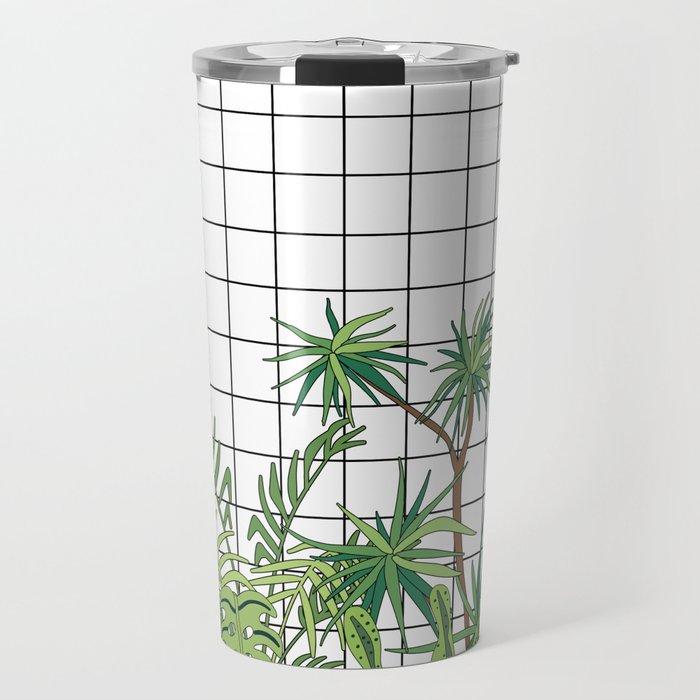 room plants Travel Mug
