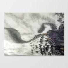 Murmuration Canvas Print