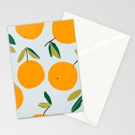Orange Neck Gaiter Orangese Neck Gator Stationery Cards