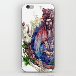 Soldier On iPhone Skin