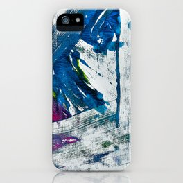 RAINBOW TOUCH iPhone Case