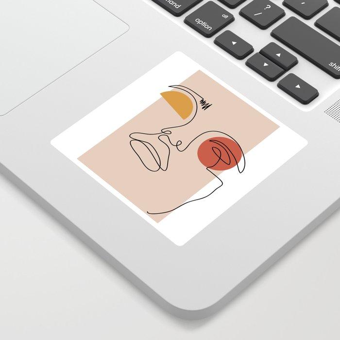 Peronne Goguillon Sticker