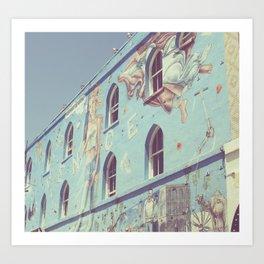 Venice Beach California Art Print
