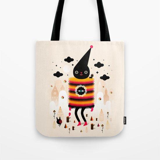 Mr. Wooly Tote Bag