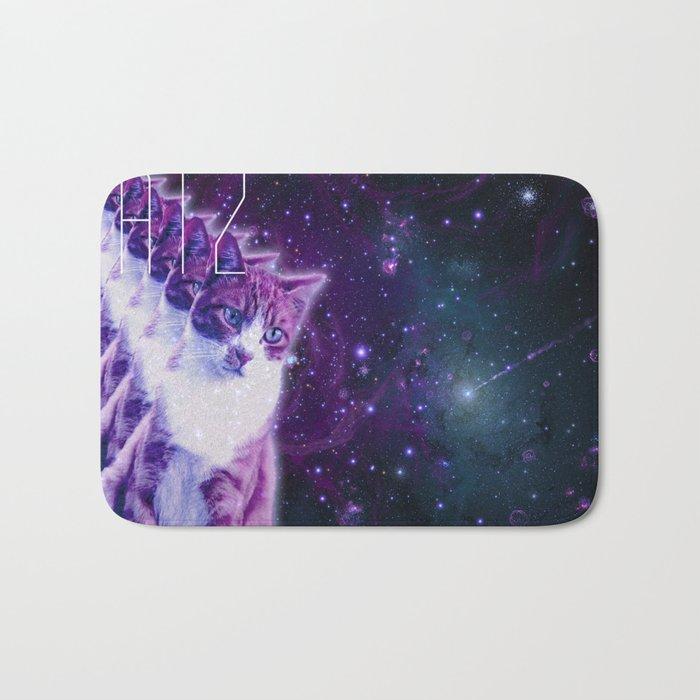 Galaxy Catz Bath Mat