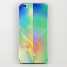 The Celestial Crest iPhone & iPod Skin