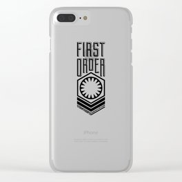 Join Now 2 Clear iPhone Case