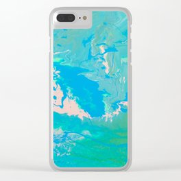 Between Worlds Clear iPhone Case