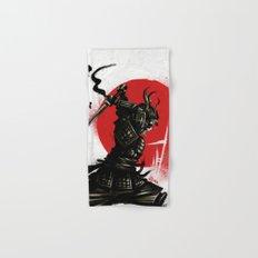 Samurai Invader Hand & Bath Towel