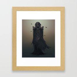 Tenepsis (Mummy) Framed Art Print