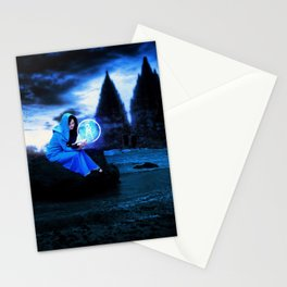 The Novice Magician Stationery Cards