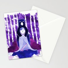 The Bear and the Maiden Fair! Stationery Cards