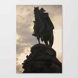 Wasington Monument Canvas Print