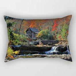 Autumn Oils Rectangular Pillow
