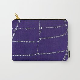 Pearls on a string Carry-All Pouch