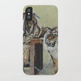King Ezekiel and Shiva iPhone Case