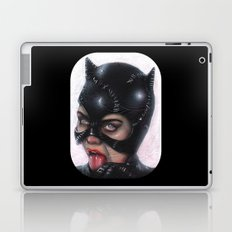 Catwoman Painting Laptop & iPad Skin