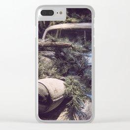 NOLA_51 Clear iPhone Case