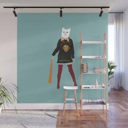 Heist Wall Mural