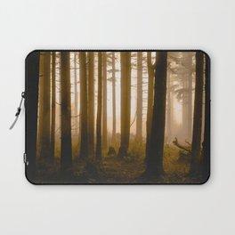 Where Nobody Roams - Nature Photography Laptop Sleeve