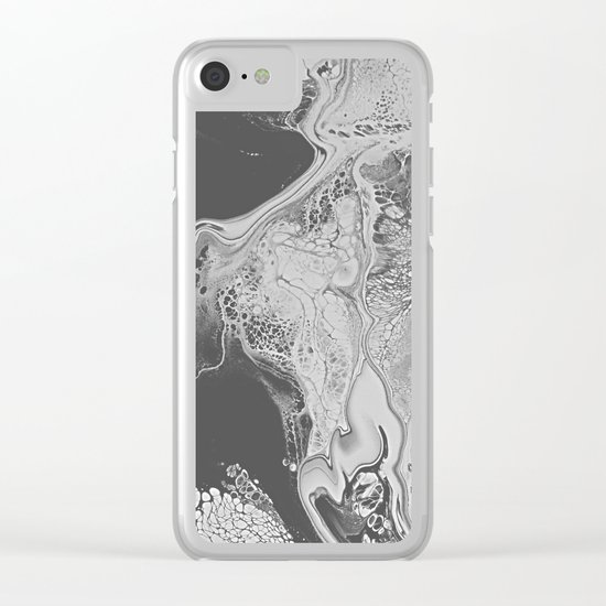 DEVOTION Clear iPhone Case