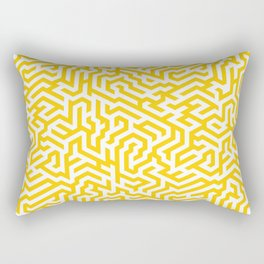 Maize Maze Rectangular Pillow