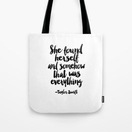 Quote,Swift Quote,Typography Print,Pardon My French,Inspirational Quote,Wall Art,Girls Room Tote Bag