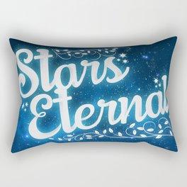 Stars Eternal Rectangular Pillow