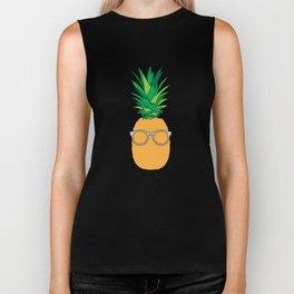 Funky Pineapple Biker Tank