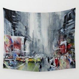 New York - New York Wall Tapestry