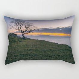 Murlough Bay in Northern Ireland (RR 282) Rectangular Pillow