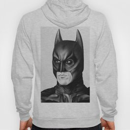 The Bat Drawing Hoody