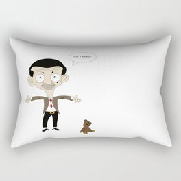 Oh Teddy! Rectangular Pillow