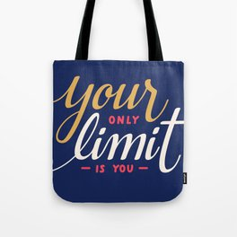 85 - Limit Tote Bag