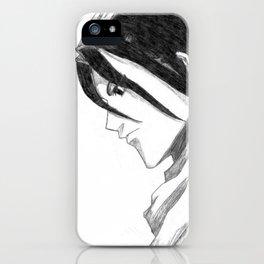 Byakuya Kuchiki iPhone Case