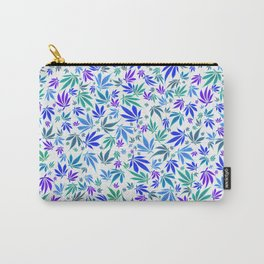 Purple Mint Carry-All Pouch