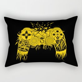 out-of-controller Rectangular Pillow