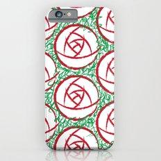 Roses & Thorns Slim Case iPhone 6s