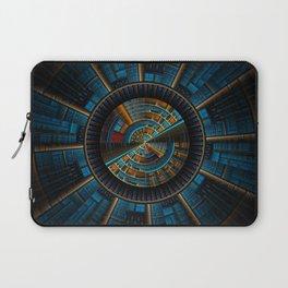 Fractal Art - Future City Laptop Sleeve