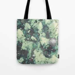 Winter Sparkle Tote Bag