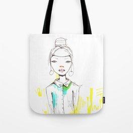 Feline  Tote Bag